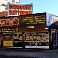 AAA FNQ Battery Wholesalers