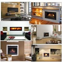 Classic fireplaces and BBQs