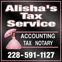 Alisha's Accounting & Tax Service