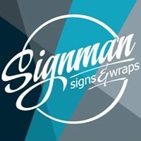 Signman