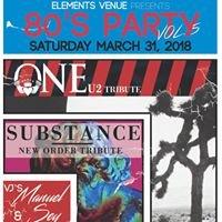 Elements Venue Presents
