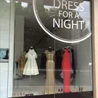 Dress for a Night - Dress Hire