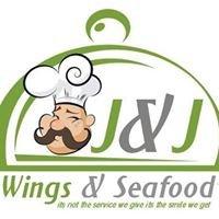 J & J Wings & Seafood - Beaumont