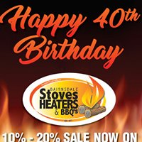 Bairnsdale Stoves Heaters & BBQ's