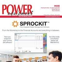 Power Equipment Australasia Magazine