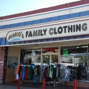 Mario's Family Clothing Center