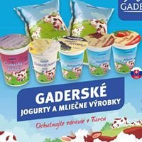 Gadersky jogurt