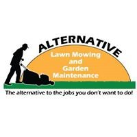 Alternative Lawn Mowing & Garden Maintenance