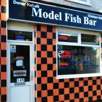 The Model Fish Bar - Robs Chippy
