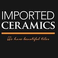Imported Ceramics