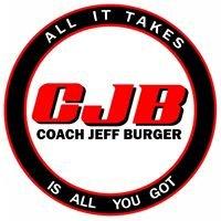 Coach Jeff Burger
