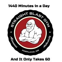 Straight Blast Gym - Portland, Oregon