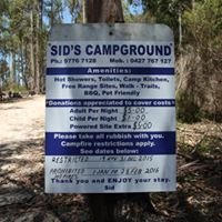 Sid's Campground