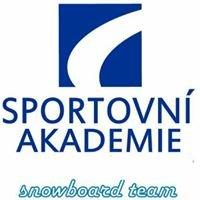 Sportovní akademie Špindlerův Mlýn - SNB team