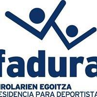 Residencia para Deportistas Fadura