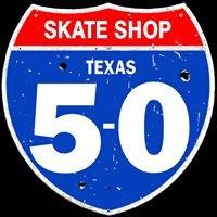 5-0 Skate Shop, LLC