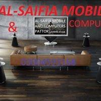 Al-Saifia Mobiles and Computers pattoki