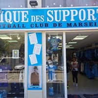 La boutique des supporters
