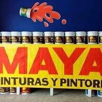 Pinturas Maya Colima