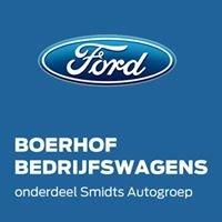 Ford Boerhof bedrijfswagens - Smidts Autogroep