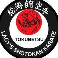 Lacy's Shotokan Karate