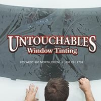 Untouchables Window Tinting