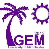 University Of Manchester iGEM Team 2013