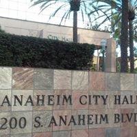 200 Anaheim City Hall