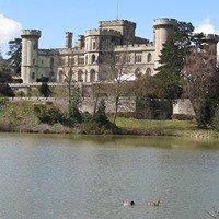 Eastnor Castle And Deer Park