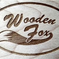 Wooden Fox Baskets