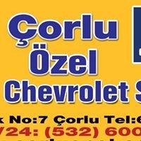 Çorlu Özel Opel & Chevrolet Servisi