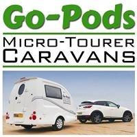 Go Pods - Micro Tourer Caravans