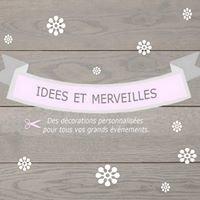 Idées et Merveilles