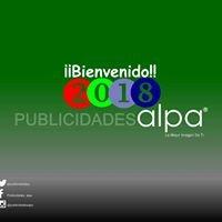PUBLICIDADES alpa