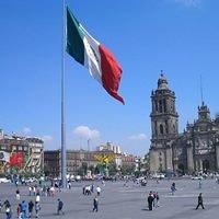 Zocalo De La Cuiudad De Puebla, Mex.