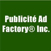 Publicite Ad Factory Inc