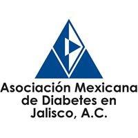 Asociación Mexicana de Diabetes en Jalisco, A.C.