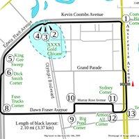 Homebush Street Circuit