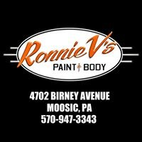 Ronnie V's Paint & Body