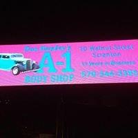 A-1 Auto Sales & Body Shop