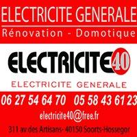 Electricité 40