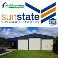 Sunstate Garages & Sheds
