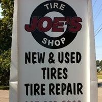 Joe's Tire Shop