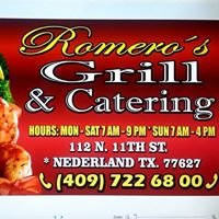 Romeros Grill & Catering