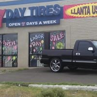 7 DAY TIRES