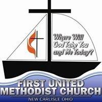 First United Methodist Church New Carlisle