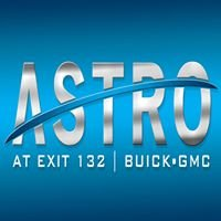 Astro at Exit 132 Buick-GMC Truck
