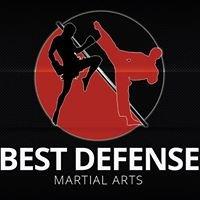 Best Defense Martial Arts