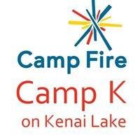 Camp K on Kenai Lake (Camp Fire Alaska)