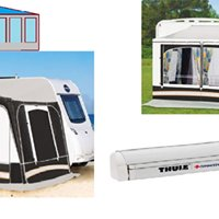 Caravanning center shop